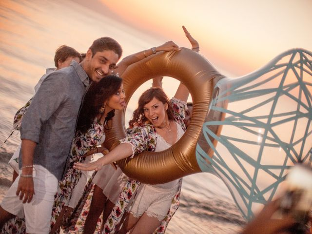 Evie and Thomas's Wedding in Thessaloniki, Greece 29