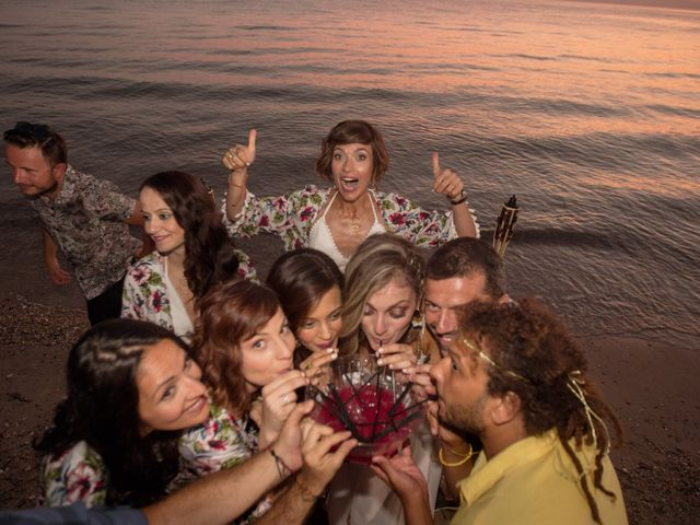 Evie and Thomas's Wedding in Thessaloniki, Greece 32