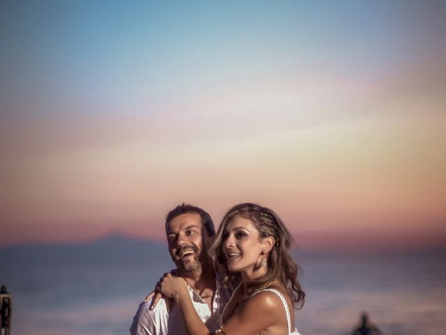 Evie and Thomas's Wedding in Thessaloniki, Greece 37