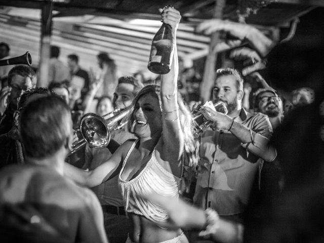 Evie and Thomas's Wedding in Thessaloniki, Greece 49