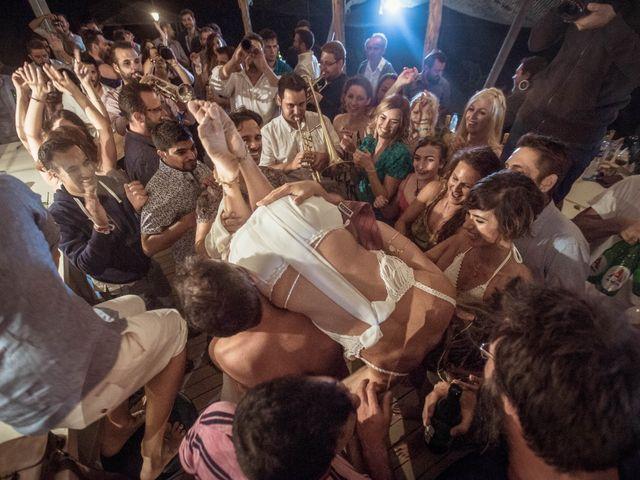 Evie and Thomas's Wedding in Thessaloniki, Greece 56