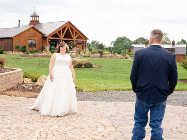 Danielle and Kevin's Wedding in Lynchburg, Virginia 8