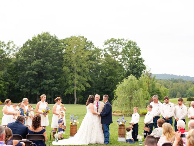 Danielle and Kevin's Wedding in Lynchburg, Virginia 2