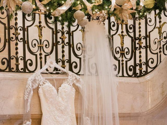 Alex and Marissa's Wedding in Detroit, Michigan 4
