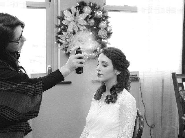 Alex and Marissa's Wedding in Detroit, Michigan 9