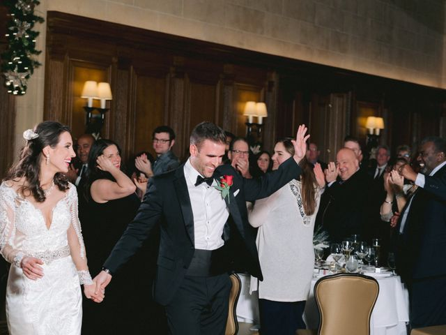 Alex and Marissa's Wedding in Detroit, Michigan 2