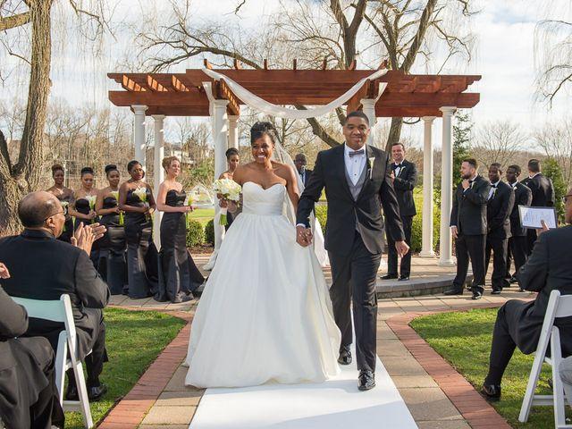 Ralph and Lauren's Wedding in Ellicott City, Maryland 1