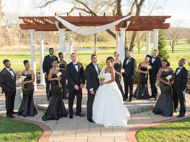 Ralph and Lauren's Wedding in Ellicott City, Maryland 38