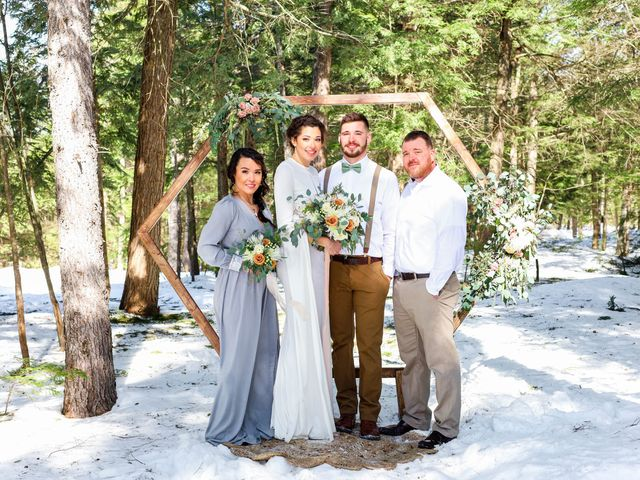 Justin and Jayra's Wedding in Norway, Maine 10