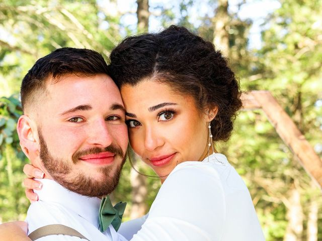 Justin and Jayra's Wedding in Norway, Maine 15