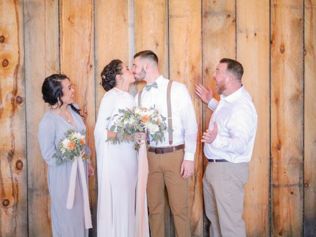 Justin and Jayra's Wedding in Norway, Maine 16