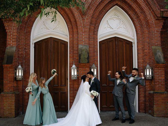 Ninel and Dan's Wedding in Salem, Oregon 1