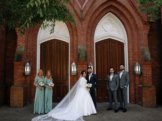 Ninel and Dan's Wedding in Salem, Oregon 2