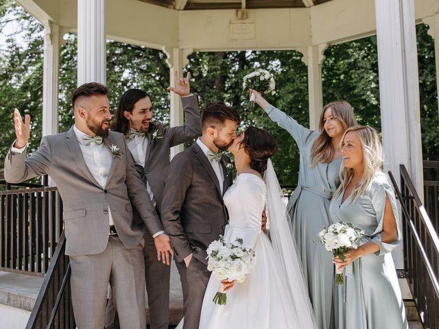 Ninel and Dan's Wedding in Salem, Oregon 18