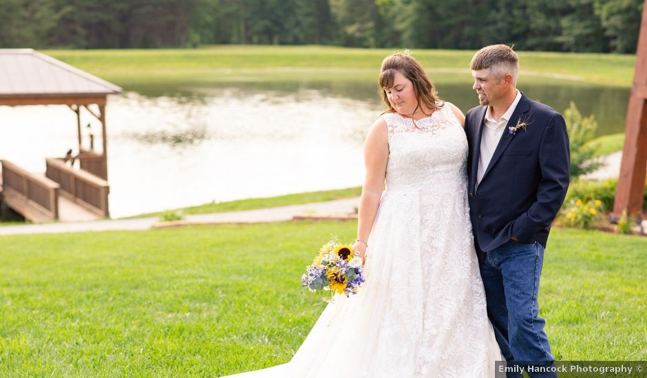 Danielle and Kevin's Wedding in Lynchburg, Virginia