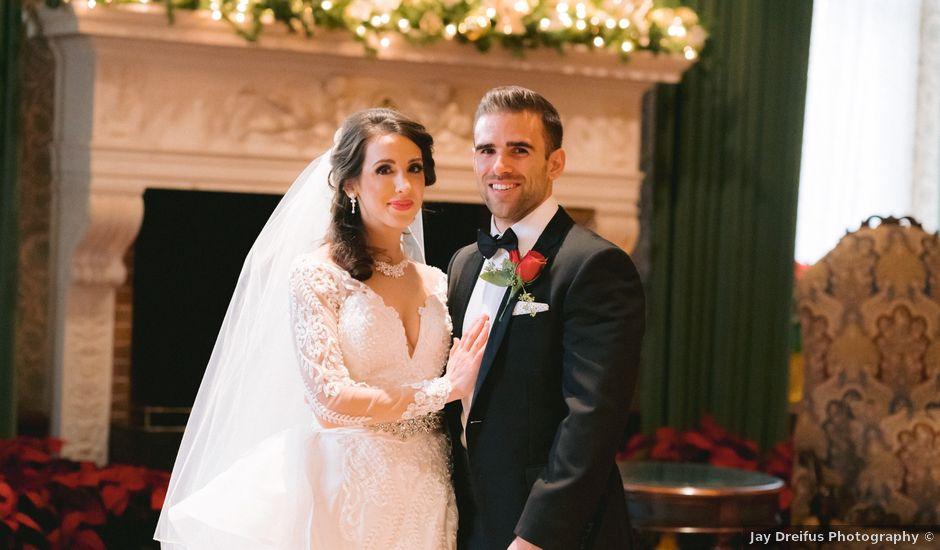 Alex and Marissa's Wedding in Detroit, Michigan