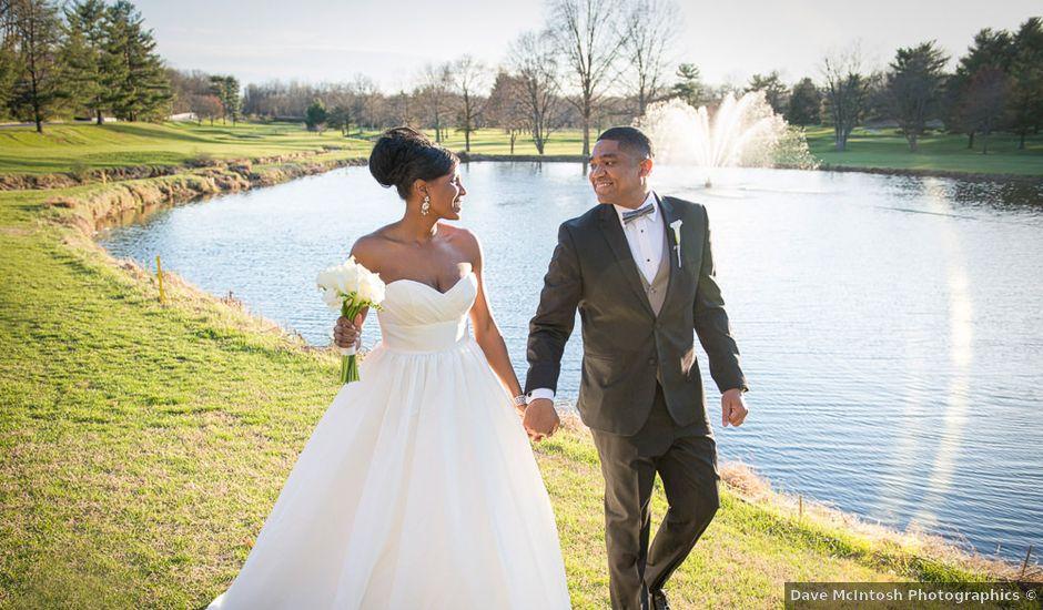 Ralph and Lauren's Wedding in Ellicott City, Maryland