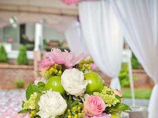 Catherine and Jon's wedding in North Carolina 13