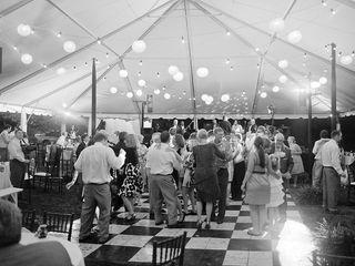 Catherine and Jon's wedding in North Carolina 14