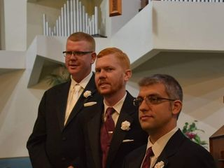 The wedding of Joe and Tabitha 3