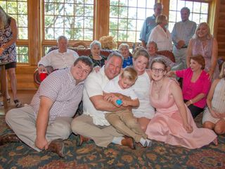 The wedding of John and Laurie 3
