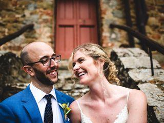 The wedding of Sophia and Matthew