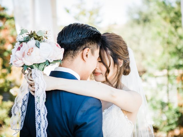 Long and Anna's Wedding in Sunol, California 1