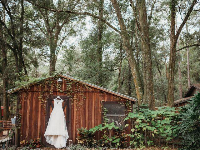 Chad and Jessica's Wedding in Orlando, Florida 1