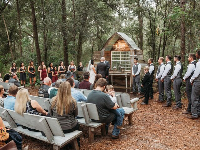 Chad and Jessica's Wedding in Orlando, Florida 2