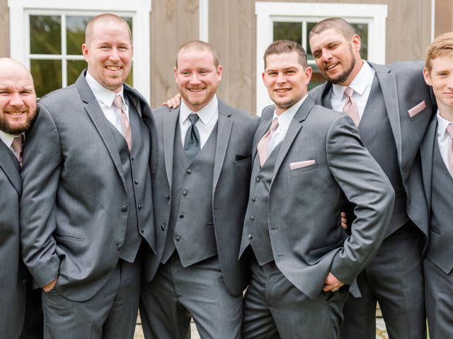 Josh and Karli's Wedding in Wonalancet, New Hampshire 13