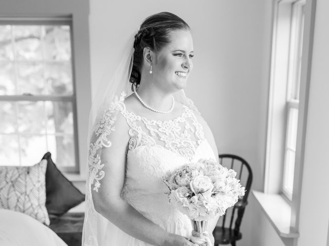 Josh and Karli's Wedding in Wonalancet, New Hampshire 19