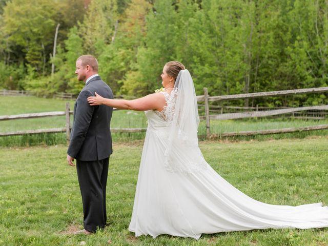 Josh and Karli's Wedding in Wonalancet, New Hampshire 21