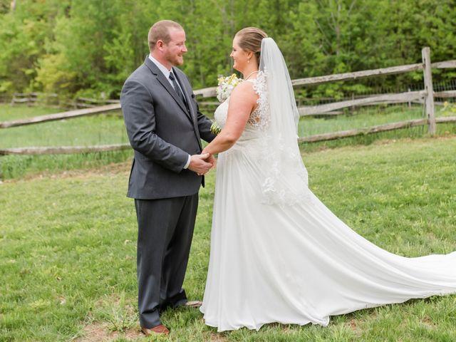 Josh and Karli's Wedding in Wonalancet, New Hampshire 24