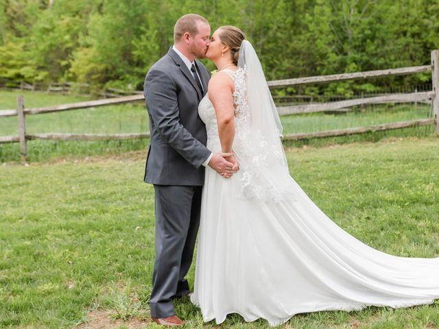 Josh and Karli's Wedding in Wonalancet, New Hampshire 25