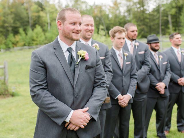 Josh and Karli's Wedding in Wonalancet, New Hampshire 28