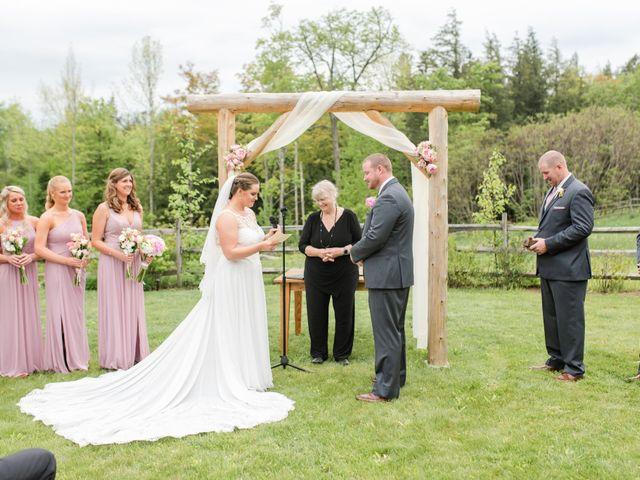 Josh and Karli's Wedding in Wonalancet, New Hampshire 29