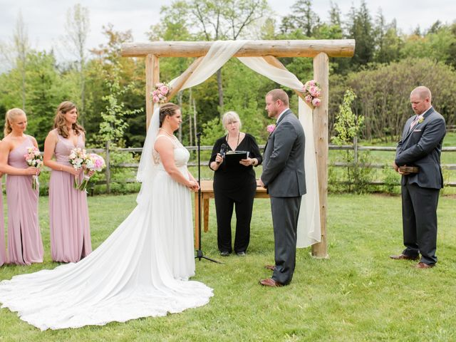Josh and Karli's Wedding in Wonalancet, New Hampshire 31