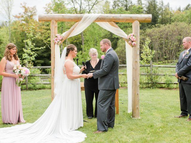 Josh and Karli's Wedding in Wonalancet, New Hampshire 32