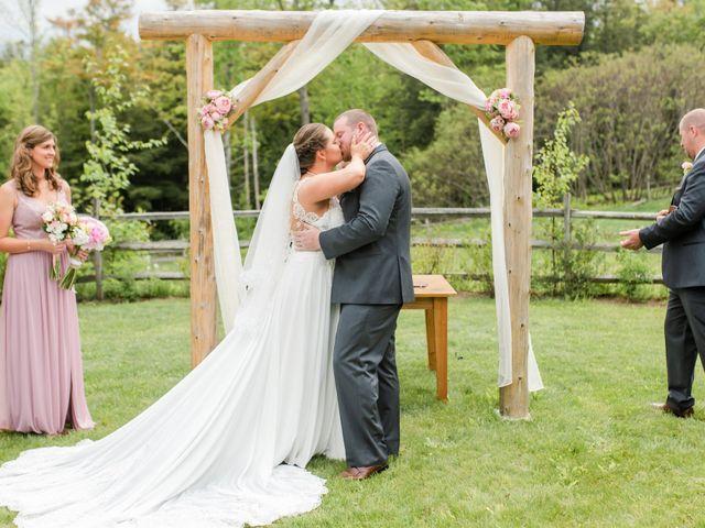 Josh and Karli's Wedding in Wonalancet, New Hampshire 33