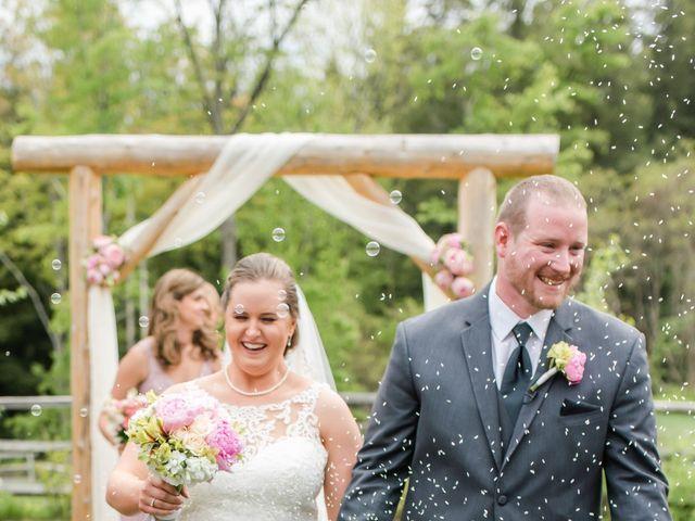Josh and Karli's Wedding in Wonalancet, New Hampshire 35