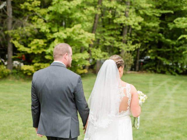 Josh and Karli's Wedding in Wonalancet, New Hampshire 36