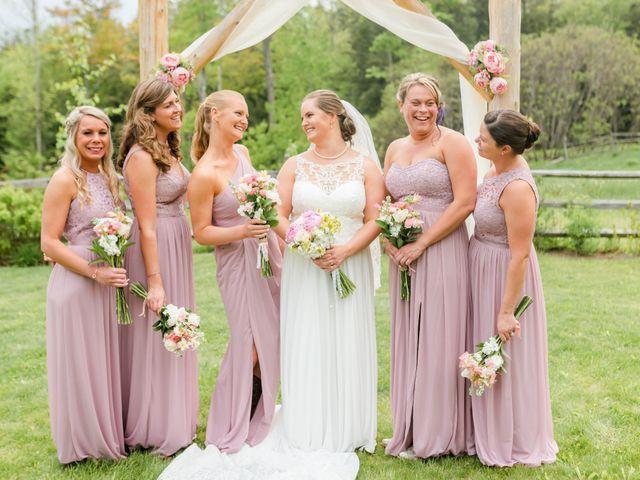Josh and Karli's Wedding in Wonalancet, New Hampshire 38