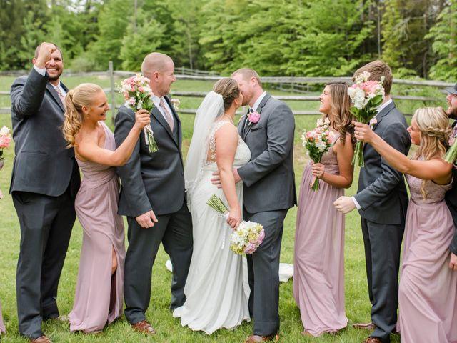 Josh and Karli's Wedding in Wonalancet, New Hampshire 46