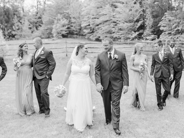 Josh and Karli's Wedding in Wonalancet, New Hampshire 48