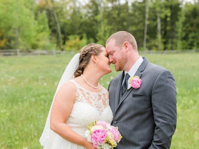 Josh and Karli's Wedding in Wonalancet, New Hampshire 49