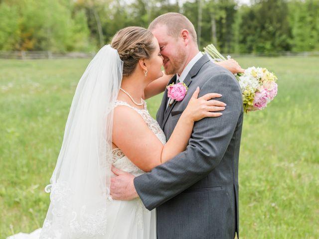 Josh and Karli's Wedding in Wonalancet, New Hampshire 51