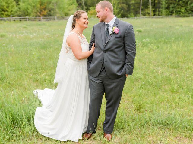 Josh and Karli's Wedding in Wonalancet, New Hampshire 56
