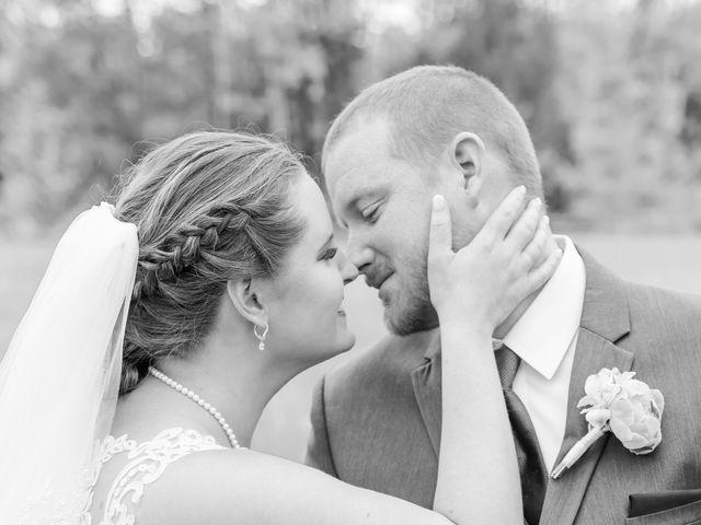 Josh and Karli's Wedding in Wonalancet, New Hampshire 57