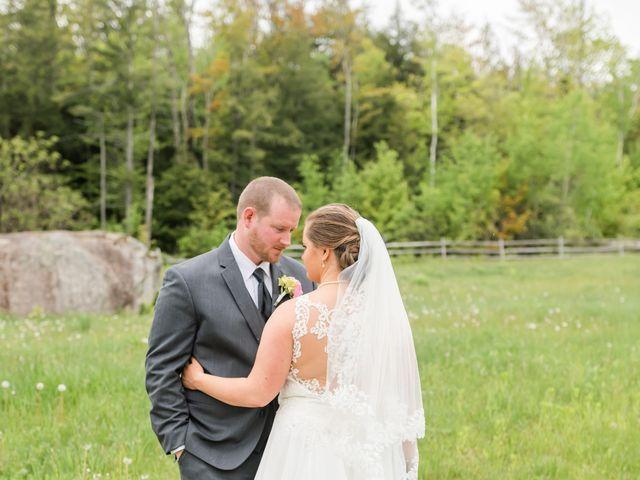 Josh and Karli's Wedding in Wonalancet, New Hampshire 60