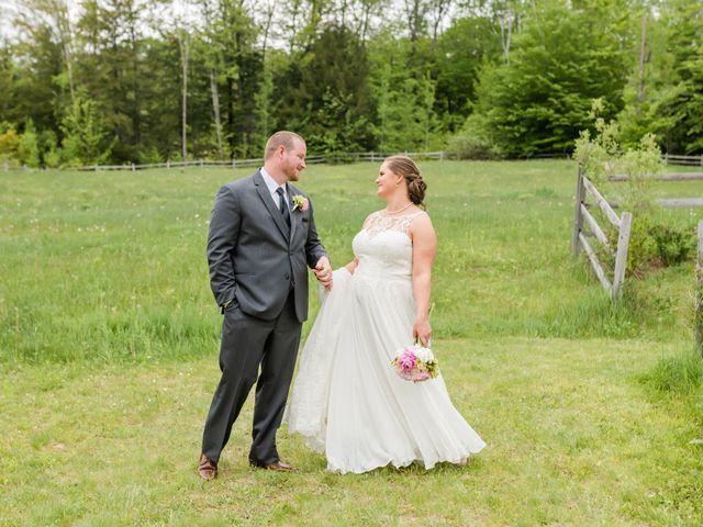 Josh and Karli's Wedding in Wonalancet, New Hampshire 63